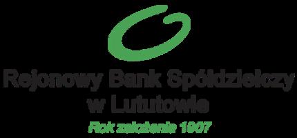 Rejnoowy bank spółdzielczy w lututowie